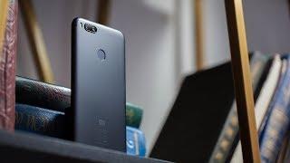видео Обзор Xiaomi Mi A1