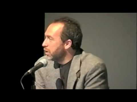 Ford Hall Forum - Wikipedia founder Jimmy Wales on facts, opinions, and who invented the airplane