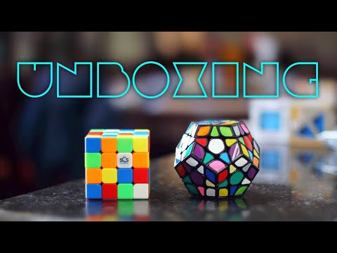 Cosmic Aosu GTSM + More! Unboxing | SpeedCubeShop
