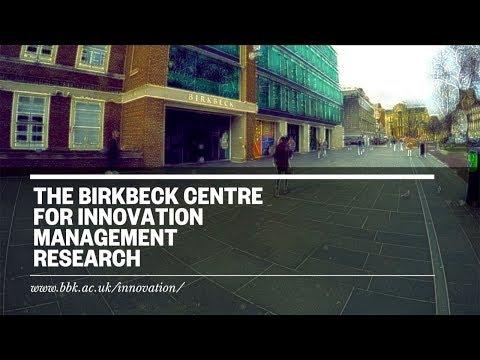 Birkbeck Centre for Innovation Management Research (CIMR)