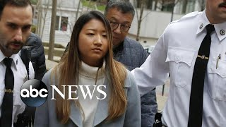 Dramatic text messages read in court as Boston College student appears before judge | ABC News