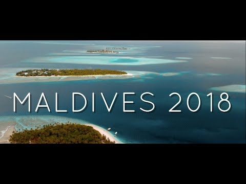 Maldives, Vaavu Atoll 4K | DJI + GoPro Travel Video