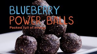 Food for gymnasts - Power Balls