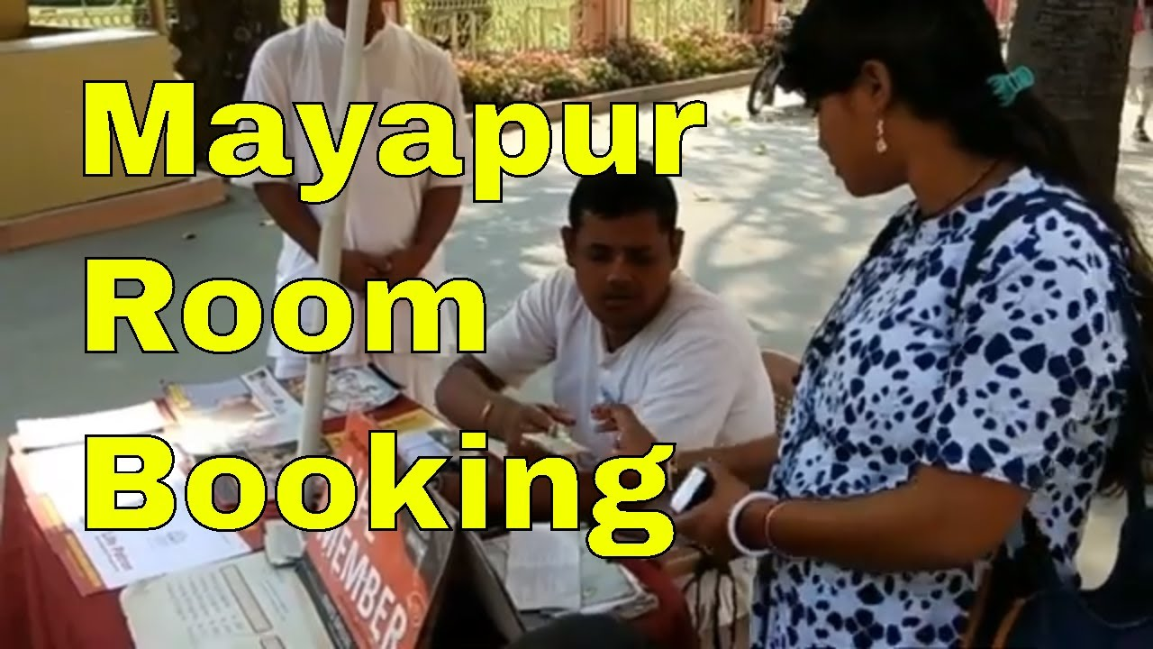 Mayapur Iskcon temple room booking   Guest house accommodation tips