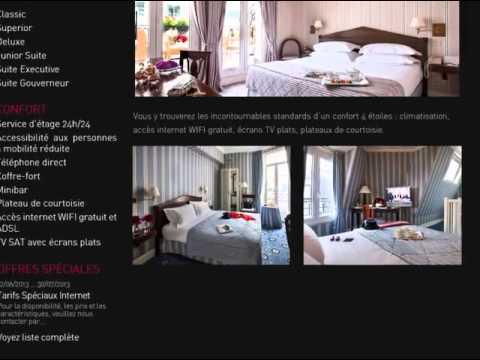 Hôtel Astor Saint Honoré   Paris France Marketing 2