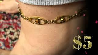 Bracelet for hand n feet's $5