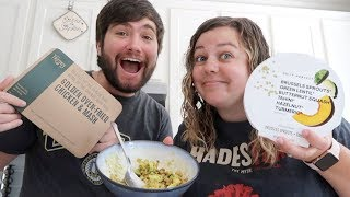 why I'm still using Daily Harvest (our fav meal delivery kits)