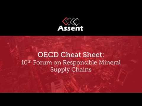 [Webinar] OECD Cheat Sheet: 10th Forum on Responsible Mineral Supply Chains