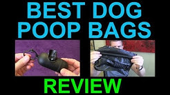 AmazonBasics Dog Waste Poop Bags and Dispenser REVIEW - Best Bags and Super Cheap