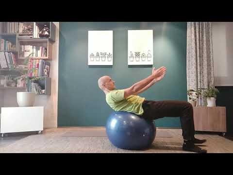 BPXport Asteasu 2020 04 24 Pilates fitballarekin