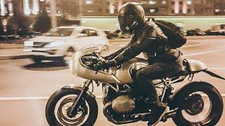 Все Ненавидят Такие Мотоциклы. Громкий Выхлоп. Bmw R-Ninet