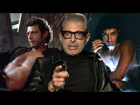 Jeff Goldblum Chooses WHICH Jeff Goldblum Would Win in a Fight