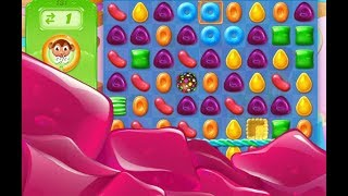 Candy Crush Jelly Saga LEVEL 131 ★★★ STARS ( No boosters )