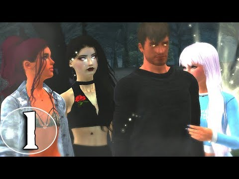 """Sims 3: Supernatural S2 