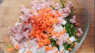 부추전 스팸요리 양파요리 냉장고 야채정리 맛있는 부추전…