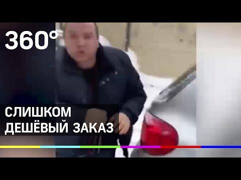 Таксист выкинул пассажирку из машины в Нижнем Новгороде