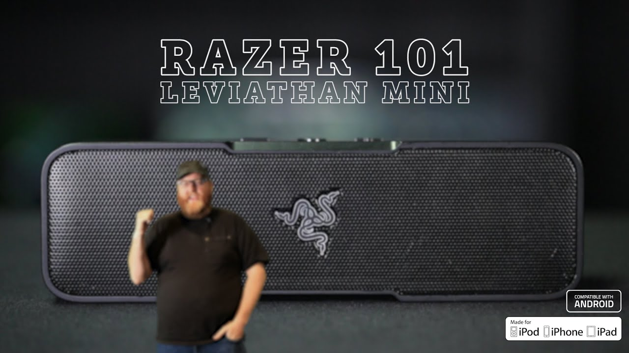 Buy Razer Leviathan Mini From 11785 Compare Prices On Wireless Speaker