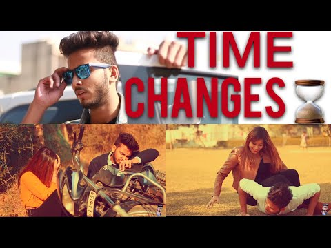 TIME CHANGES – | Elvish Yadav |