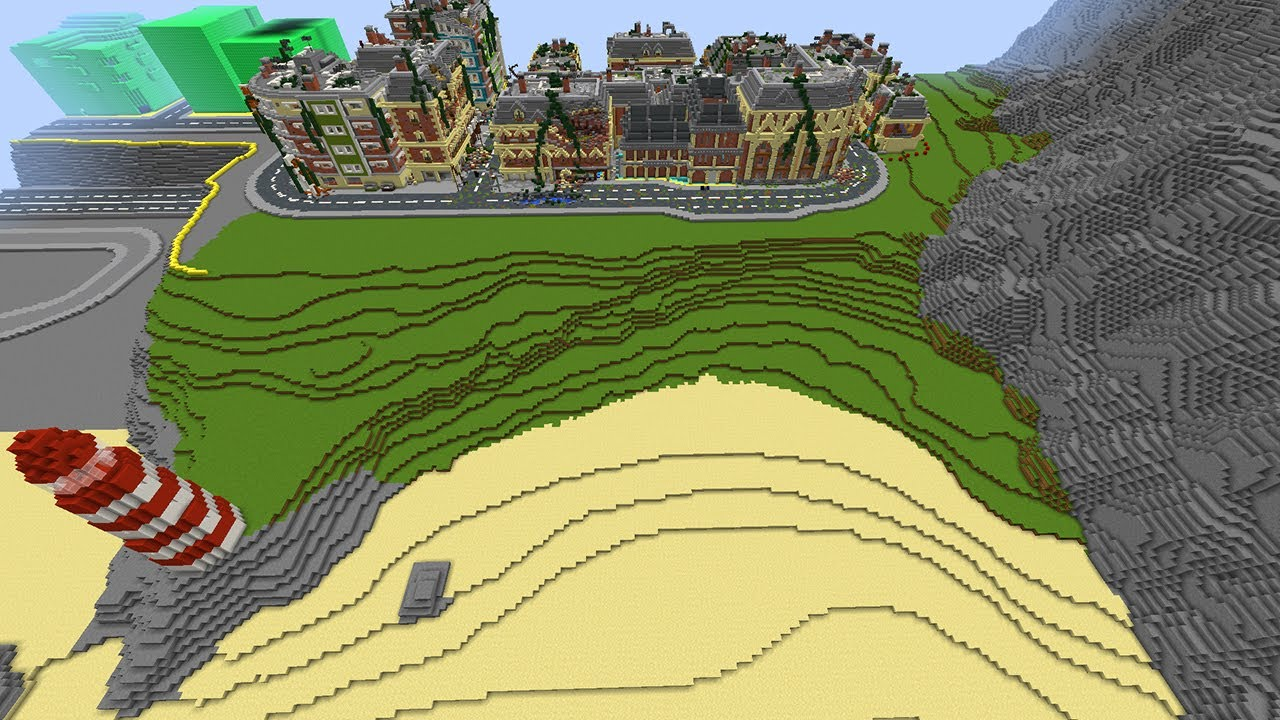 Minecraft apocalyptic city lets build 2 grass hill minecraft apocalyptic city lets build 2 grass hill smoothing beach publicscrutiny Gallery