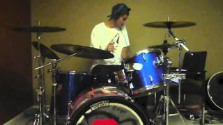 Blink 182 Zulu drum cover (New version)