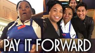 Tipping Waitress $100 | PatrickStarrr