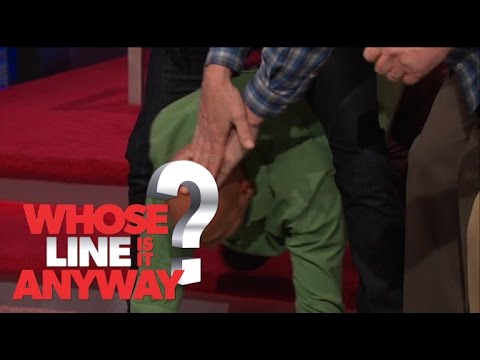 'Your Water Broke!' - Whose Line Is It Anyway? US