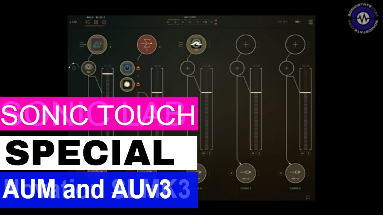 Sonic Touch Show