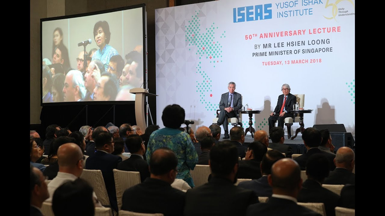 Q2 On Maintaining Asean Centrality And Cohesiveness
