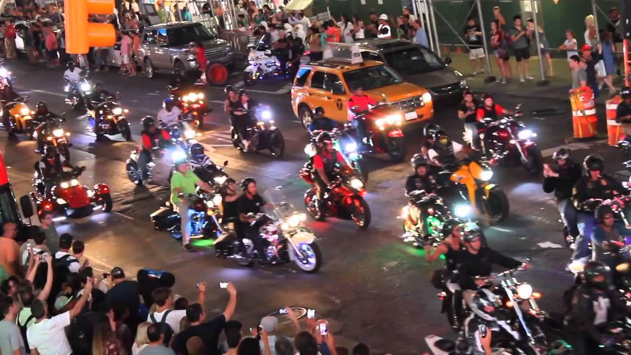 RAW Design LitForLife Times Square Ride YouTube - Lit design 2015