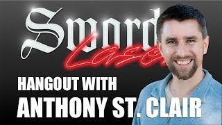 The Sword and Laser Hangout with Anthony St. Clair