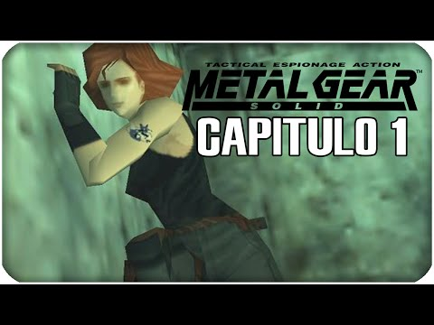 Metal Gear Solid | Let's Play [Español] | Capitulo 1 - Shadow Moses