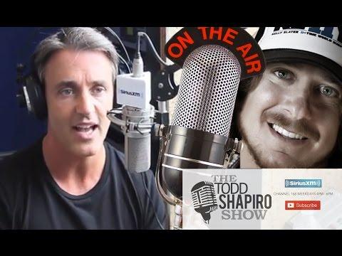 Ben Mulroney Candid Interview On The Todd Shapiro Show