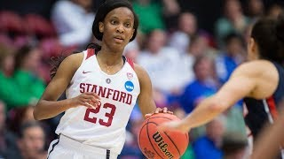 NCAA Women's Basketball Tournament highlights: Stanford advances to Sweet 16 with win over FGCU