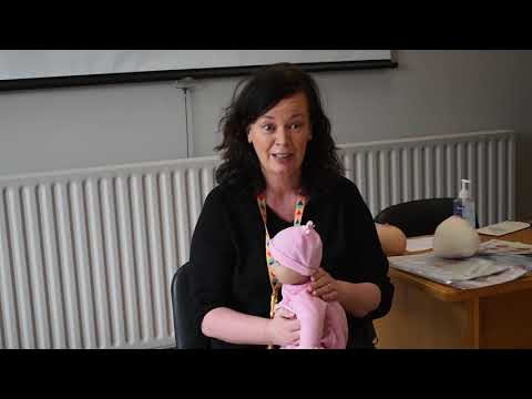 Breastfeeding Class Part 1