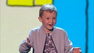 Britain's Got Talen S11E12 - Ned Woodman (Kid Comedian)