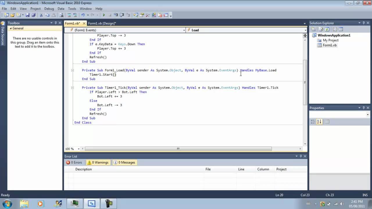 vb net programs with coding pdf