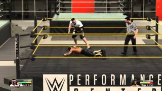 WWE 2K15 On PC: My Career Mode: Part 1: I Get A Contract With WWE!