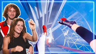 Parkour Experts REACT to Mirror's Edge Catalyst   Experts React