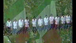 WC 1982 Italy vs Brazil National Anthem & Lineup