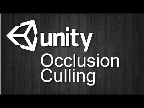 Occlusion Culling In Unity3D-Pro Tutorial