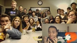 Special RWBY Crew Reaction - Thank You So Much!