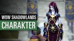 WoW Shadowlands: Die neue Charaktererstellung im Video