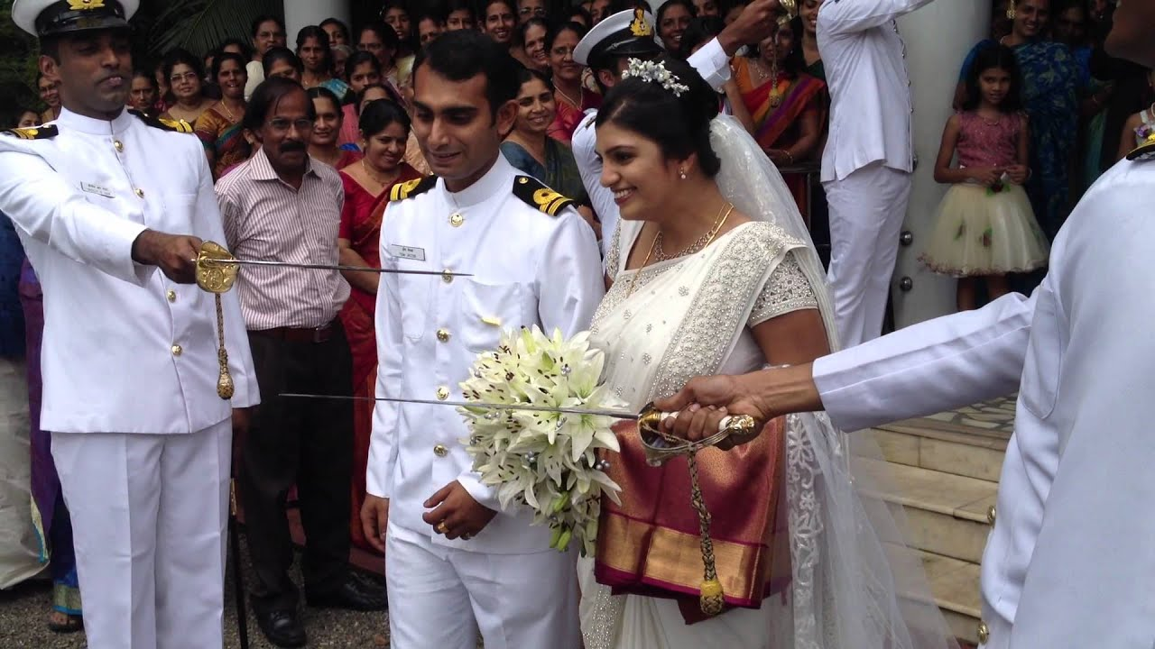 Navy and marriage