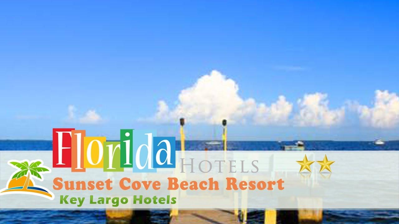 Sunset Cove Beach Resort Key Largo Hotels Florida