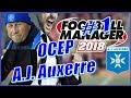 Football Manager 2018 FM18 Осер A J Auxerre 1 Новый менеджер в команде mp3
