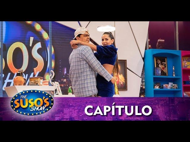 Capítulo: Carmen Villalobos aprendió inglés y bailó champeta gracias a Suso