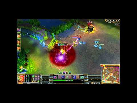 League of Legends Commentary - Vladimir, The Crimson Reaper Part 1/2