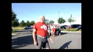 Horizon Credit Union Ice Bucket Challenge