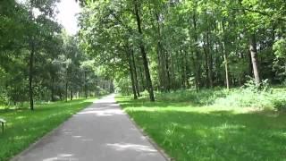 Parc forestier de l'Université, Luxembourg