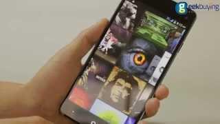 """Elephone G7 Precious 5.5"""" Octa Core 1.4GHz Smartphone Video Review"""